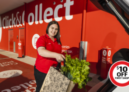 Click&Collect Coles Yamanto
